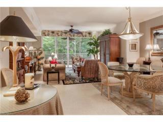 2728 Tiburon Blvd E A-203, Naples, FL 34109 (MLS #217014155) :: The New Home Spot, Inc.
