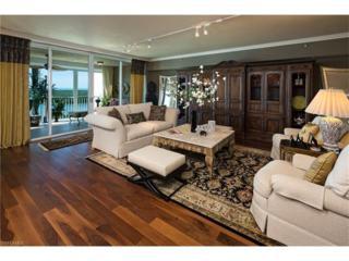 445 Dockside Dr #802, Naples, FL 34110 (MLS #217014226) :: The New Home Spot, Inc.