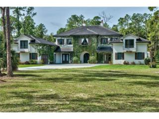 5190 Teak Wood Dr, Naples, FL 34119 (MLS #217014363) :: The New Home Spot, Inc.