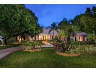 7368 Stonegate Dr, Naples, FL 34109 (MLS #217015832) :: The New Home Spot, Inc.