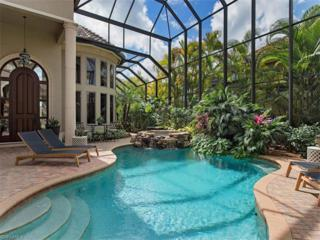 14902 Bellezza Ln, Naples, FL 34110 (MLS #217017054) :: The New Home Spot, Inc.