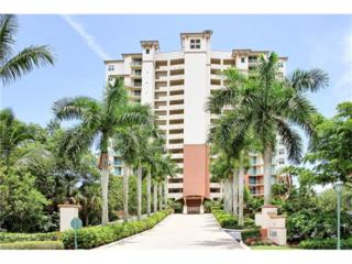 425 Cove Tower Dr #903, Naples, FL 34110 (MLS #217017419) :: The New Home Spot, Inc.