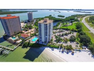 8701 Estero Blvd #1003, Fort Myers Beach, FL 33931 (MLS #217022619) :: The New Home Spot, Inc.