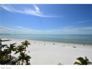 2560 Estero Blvd 6A, Fort Myers Beach, FL 33931 (#216015248) :: Homes and Land Brokers, Inc