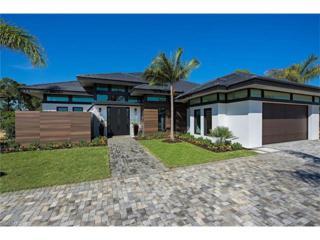 598 Lakeland Ave Lot 3, Naples, FL 34110 (MLS #216050821) :: The New Home Spot, Inc.
