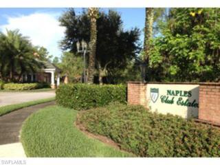 4465 Club Estates Dr, Naples, FL 34112 (MLS #213015237) :: The New Home Spot, Inc.