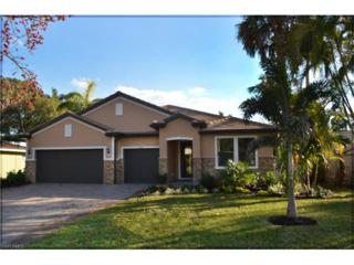 1268 Alhambra Dr, Fort Myers, FL 33901 (MLS #216080105) :: The New Home Spot, Inc.
