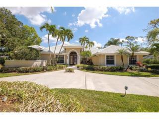 4601 Oak Leaf Dr, Naples, FL 34119 (MLS #217013610) :: The New Home Spot, Inc.