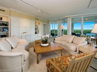 445 Dockside Dr A-604, Naples, FL 34110 (MLS #216073932) :: The New Home Spot, Inc.