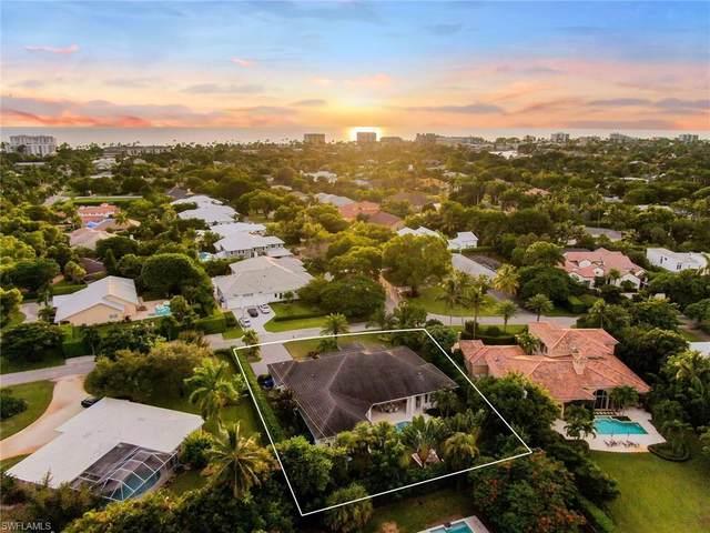 1440 Nautilus Rd, Naples, FL 34102 (#220048502) :: Caine Premier Properties