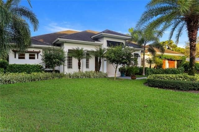 1440 Nautilus Rd, Naples, FL 34102 (#220048502) :: Jason Schiering, PA