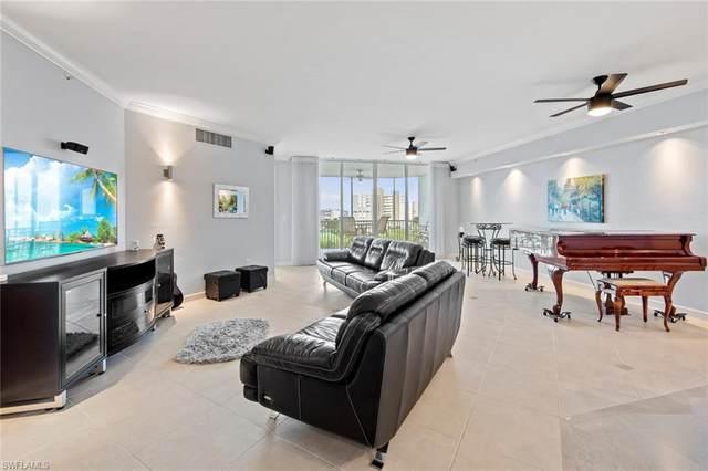 315 Dunes Blvd #504, Naples, FL 34110 (#216032475) :: Equity Realty