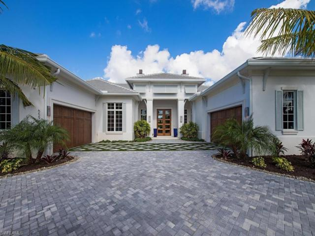 659 Bow Line Dr, Naples, FL 34103 (MLS #217031783) :: The Naples Beach And Homes Team/MVP Realty
