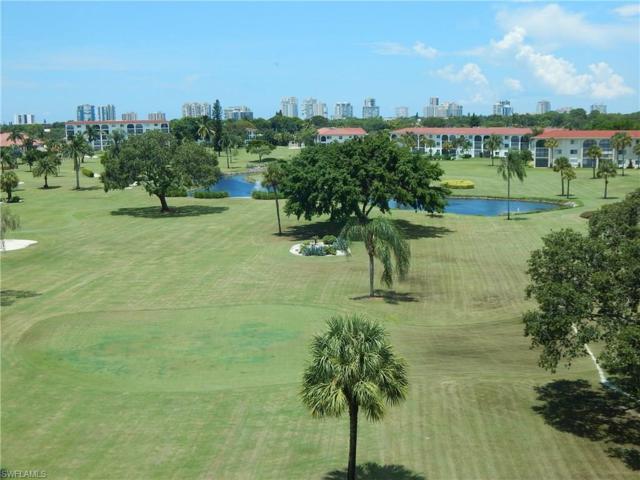 37 High Point Cir E #605, Naples, FL 34103 (MLS #217052198) :: The New Home Spot, Inc.