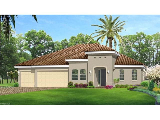 1527 Mockingbird Dr, Naples, FL 34120 (MLS #217052395) :: The New Home Spot, Inc.