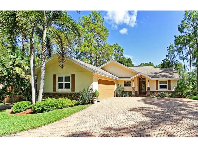 5731 Shady Oaks Ln, Naples, FL 34119 (#217052940) :: Homes and Land Brokers, Inc