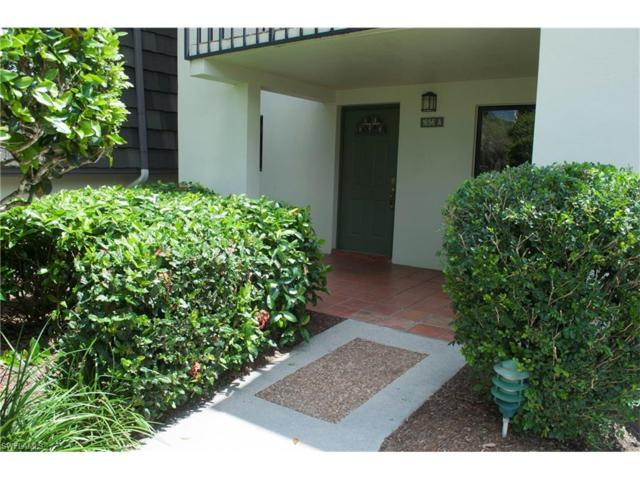 1656 Spoonbill Ln A, Naples, FL 34105 (#217053428) :: Homes and Land Brokers, Inc