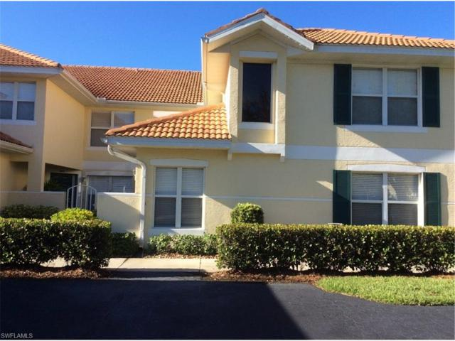 5420 Worthington Ln #104, Naples, FL 34110 (MLS #217053495) :: The New Home Spot, Inc.