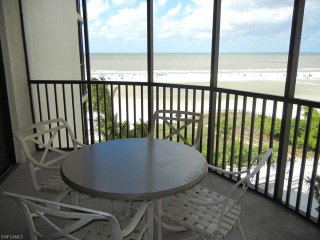 6640 Estero Blvd #703, Fort Myers Beach, FL 33931 (#217054025) :: Equity Realty