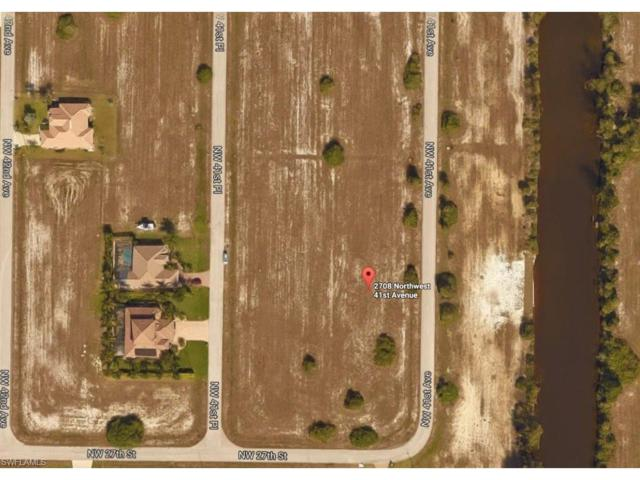 2708 NW 41st Ave, Cape Coral, FL 33993 (#217054193) :: Naples Luxury Real Estate Group, LLC.