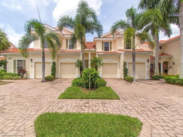 12858 Carrington Cir 8-201, Naples, FL 34105 (#217054994) :: Homes and Land Brokers, Inc