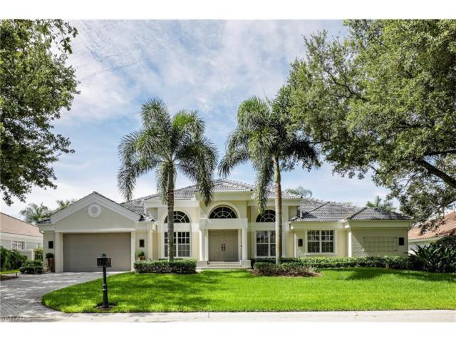 897 Wyndemere Way, Naples, FL 34105 (MLS #217055299) :: The New Home Spot, Inc.