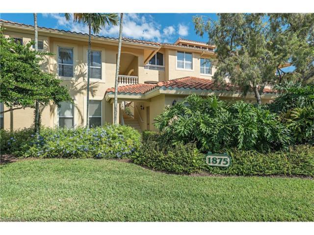 1875 Les Chateaux Blvd #201, Naples, FL 34109 (#217056918) :: Naples Luxury Real Estate Group, LLC.