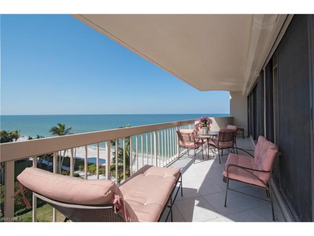 4005 Gulf Shore Blvd N #606, Naples, FL 34103 (MLS #217057497) :: Clausen Properties, Inc.