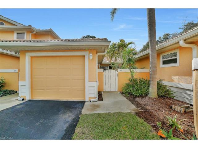 337 Emerald Bay Cir U7, Naples, FL 34110 (MLS #217057840) :: The New Home Spot, Inc.