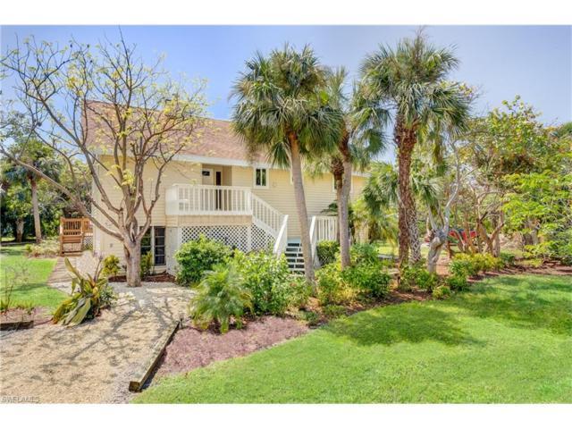 5292 Umbrella Pool Rd, Sanibel, FL 33957 (MLS #217059340) :: The New Home Spot, Inc.