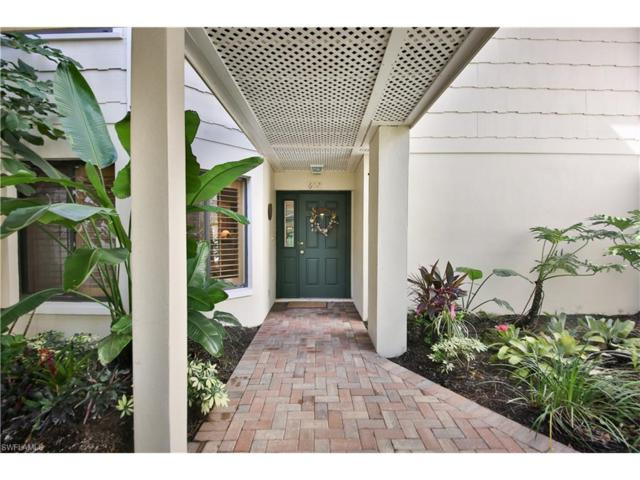 602 Courtside Dr F-102, Naples, FL 34105 (MLS #217059353) :: The New Home Spot, Inc.