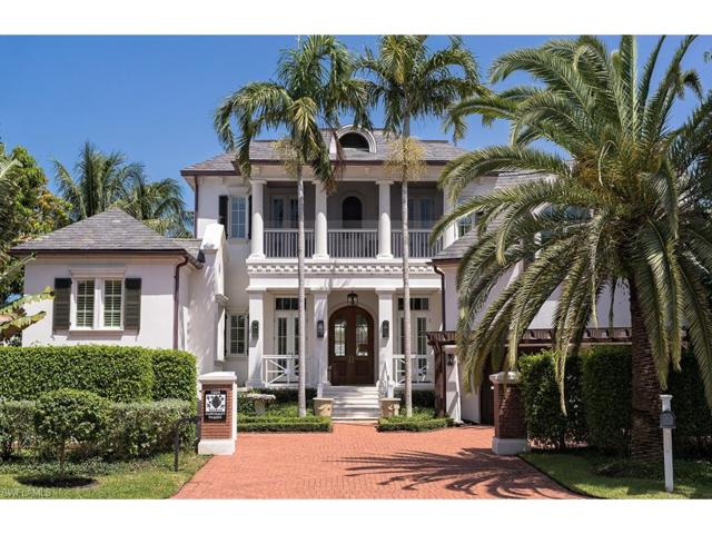 1009 Admiralty Parade, Naples, FL 34102 (#217059427) :: Naples Luxury Real Estate Group, LLC.