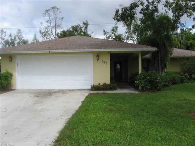 387 Huntington Dr, Naples, FL 34109 (MLS #217059468) :: The New Home Spot, Inc.