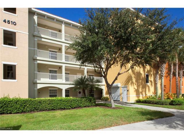 4510 Botanical Place Cir #302, Naples, FL 34112 (MLS #217059713) :: The New Home Spot, Inc.