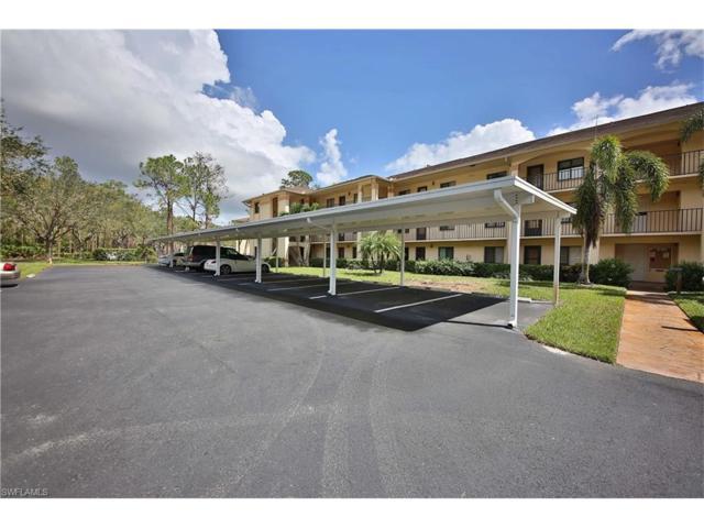 5792 Deauville Cir A105, Naples, FL 34112 (MLS #217060400) :: The New Home Spot, Inc.