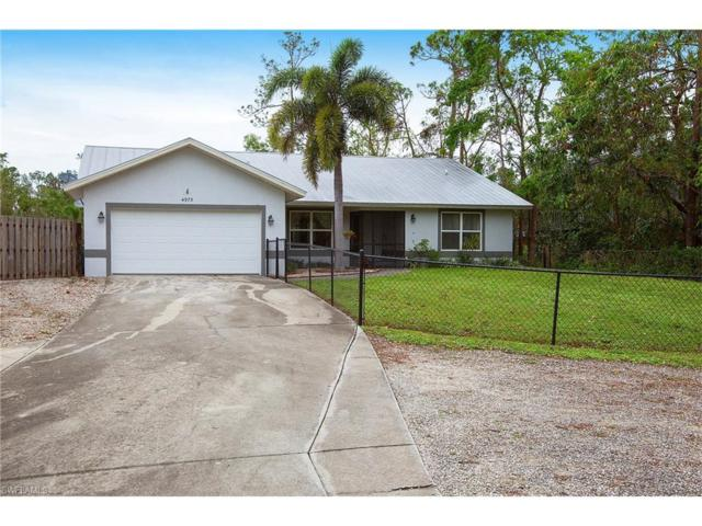 4975 Hickory Wood Dr, Naples, FL 34119 (MLS #217060722) :: The New Home Spot, Inc.