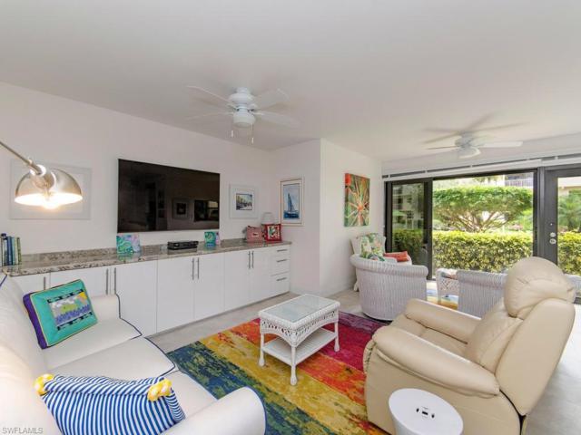 3450 Gulf Shore Blvd N #104, Naples, FL 34103 (MLS #217060765) :: The Naples Beach And Homes Team/MVP Realty