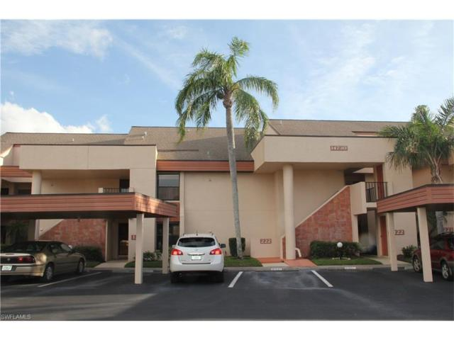14730 Eagle Ridge Dr #121, Fort Myers, FL 33912 (MLS #217061176) :: The New Home Spot, Inc.