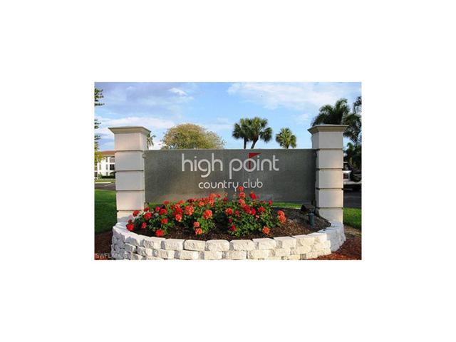 17 High Point Cir N #106, Naples, FL 34103 (MLS #217062072) :: The New Home Spot, Inc.