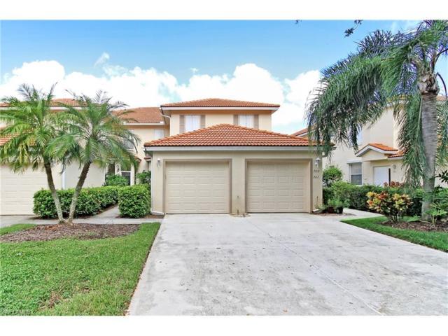 260 Robin Hood Cir #202, Naples, FL 34104 (MLS #217062133) :: The New Home Spot, Inc.