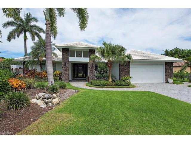 743 Old Trail Dr, Naples, FL 34103 (MLS #217062331) :: The Naples Beach And Homes Team/MVP Realty