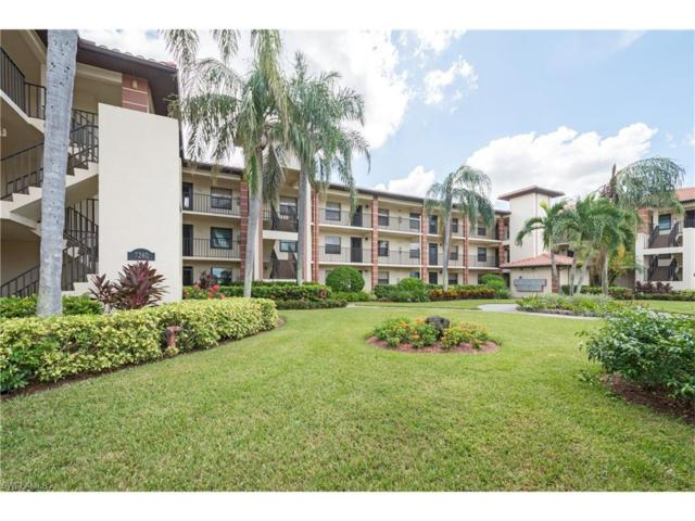 7240 Coventry Ct #311, Naples, FL 34104 (MLS #217062462) :: The New Home Spot, Inc.