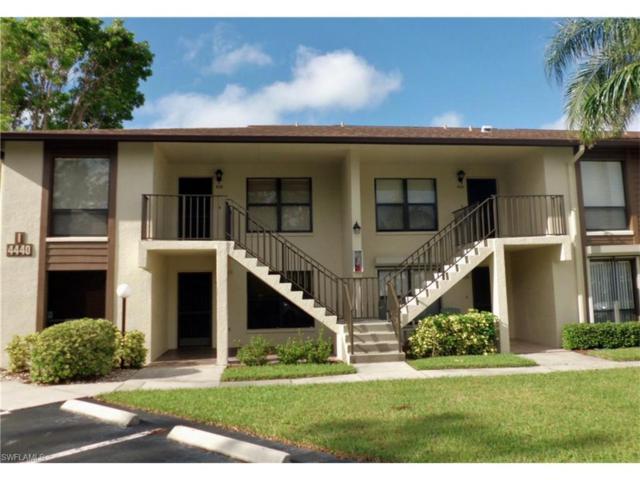 4440 Chantelle Dr I-101, Naples, FL 34112 (MLS #217062476) :: The New Home Spot, Inc.