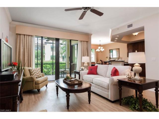 985 Sandpiper St I-105, Naples, FL 34102 (MLS #217062950) :: The New Home Spot, Inc.