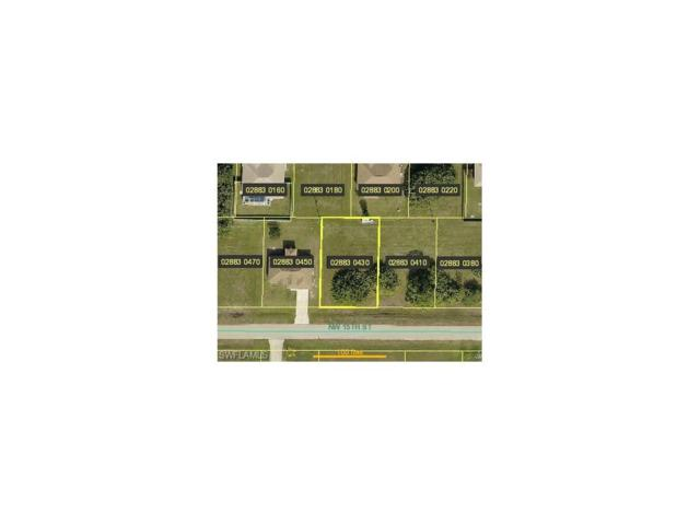 1111 NW 15th St, Cape Coral, FL 33993 (MLS #217063238) :: The Naples Beach And Homes Team/MVP Realty