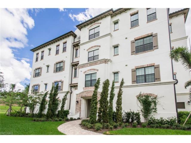 16452 Carrara Way 9-302, Naples, FL 34110 (MLS #217063365) :: The New Home Spot, Inc.
