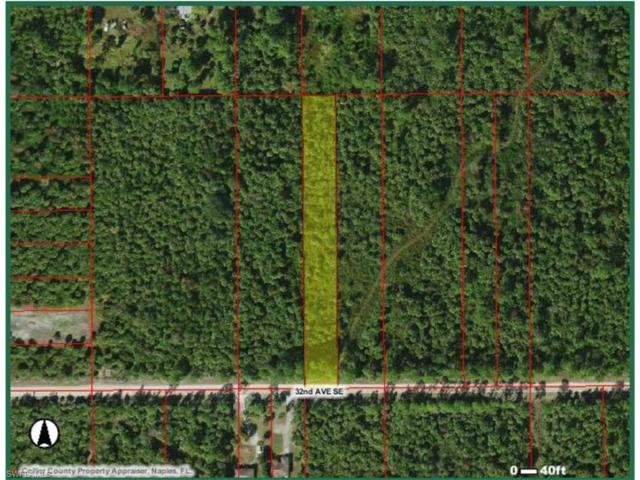32th AVE SE Address Not Published, Naples, FL 34117 (#217064359) :: RealPro Realty