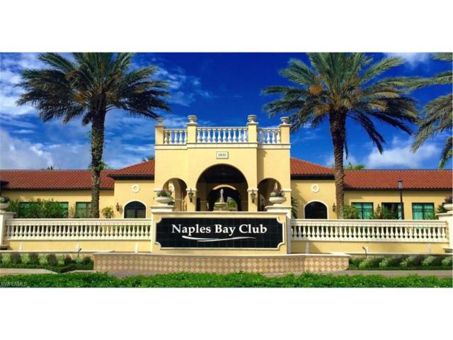 1015 Sandpiper St D-104, Naples, FL 34102 (MLS #217065093) :: The New Home Spot, Inc.