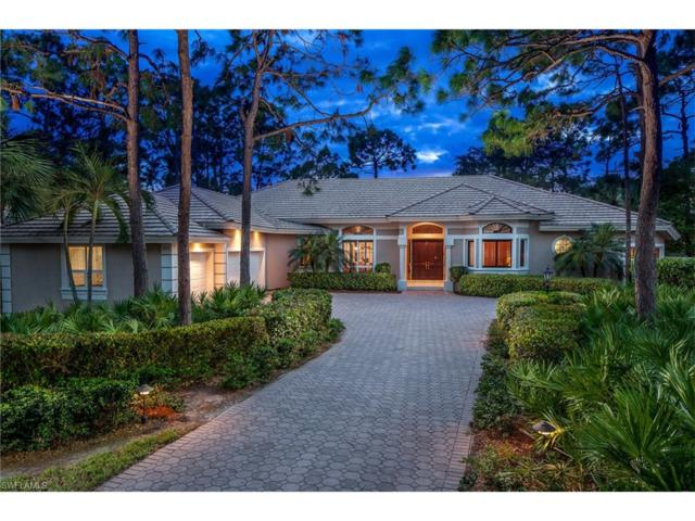 819 Barcarmil Way, Naples, FL 34110 (#217065555) :: Naples Luxury Real Estate Group, LLC.