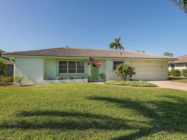 336 Forest Hills Blvd, Naples, FL 34113 (MLS #217066998) :: The New Home Spot, Inc.